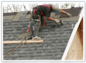 Roofng instalation on a house - with Demitonal Shinlges and some Repairs on the Flat roofing area , Guaranteed - Call for your free roofing estimate in Waterford - oxford - rochester- troy-clarkston- oakland twp. orion twp. the south / east  michigan
